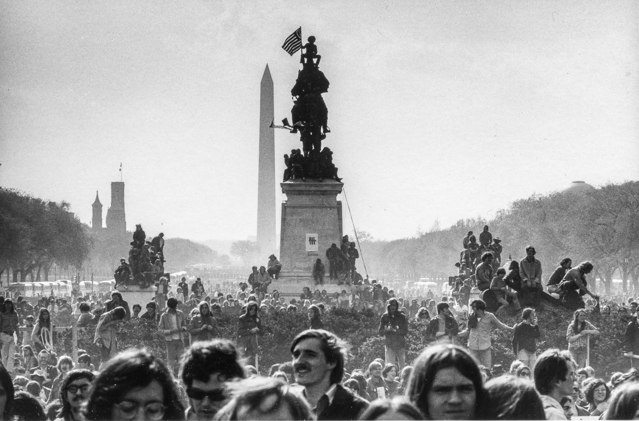 Anti-Vietnam War Demonstration, Washington, D.C.