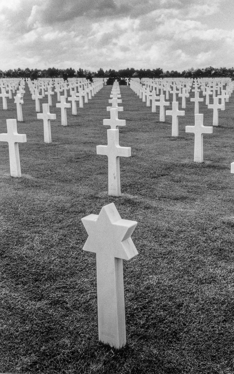 U.S. Military Cemetary, Normandy, France