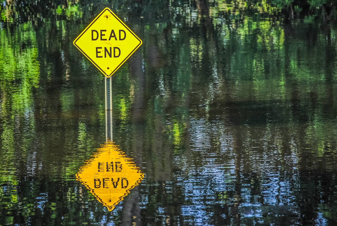 DEAD END: Wisconsin Flood