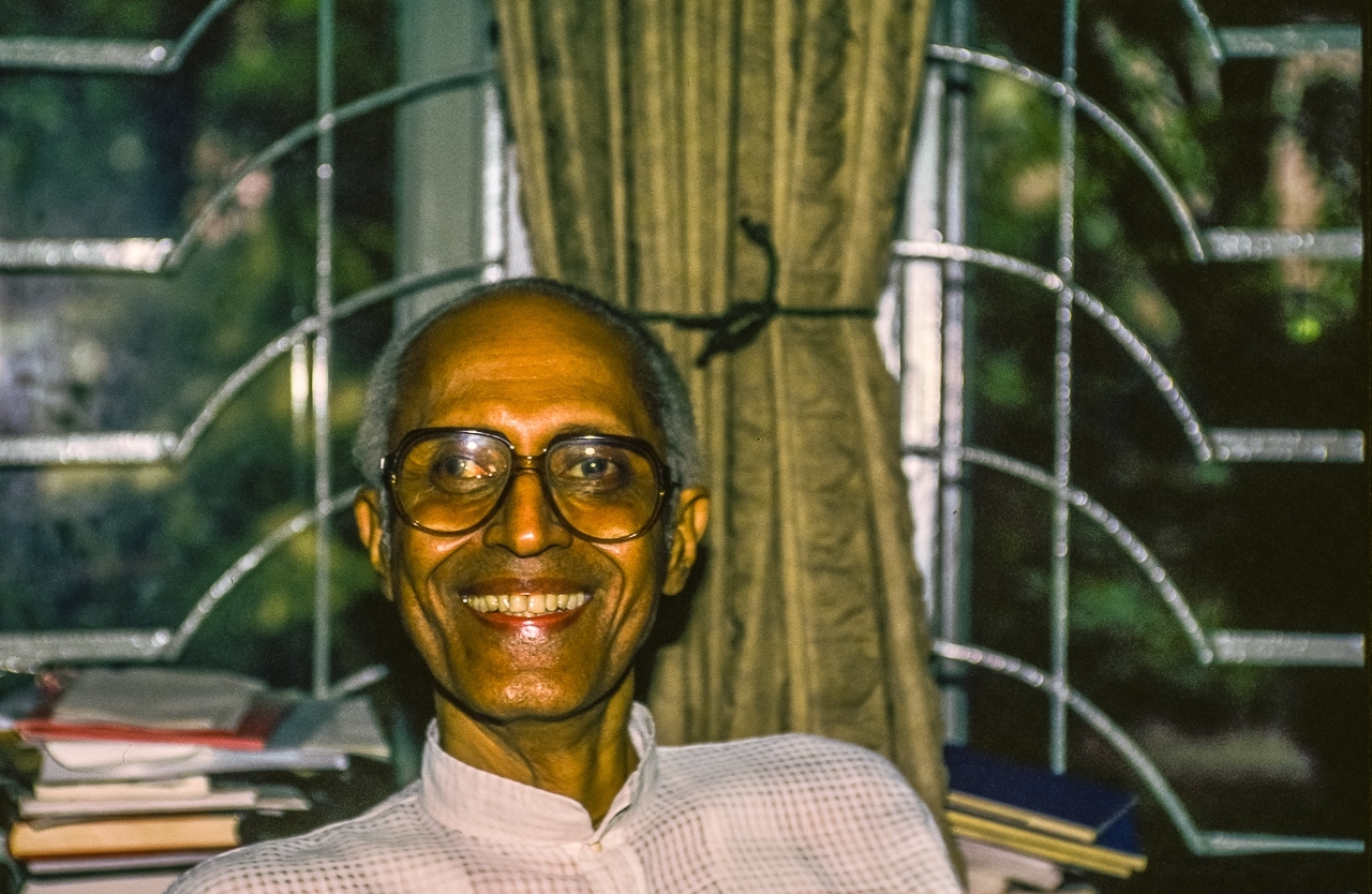 Professor P. Lal, Poet and Publisher