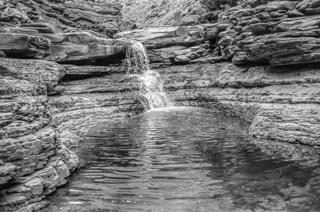 Side Canyon Paradise Pool