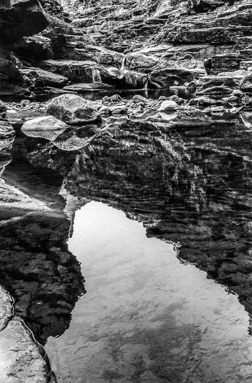 Canyon Mirror Pool