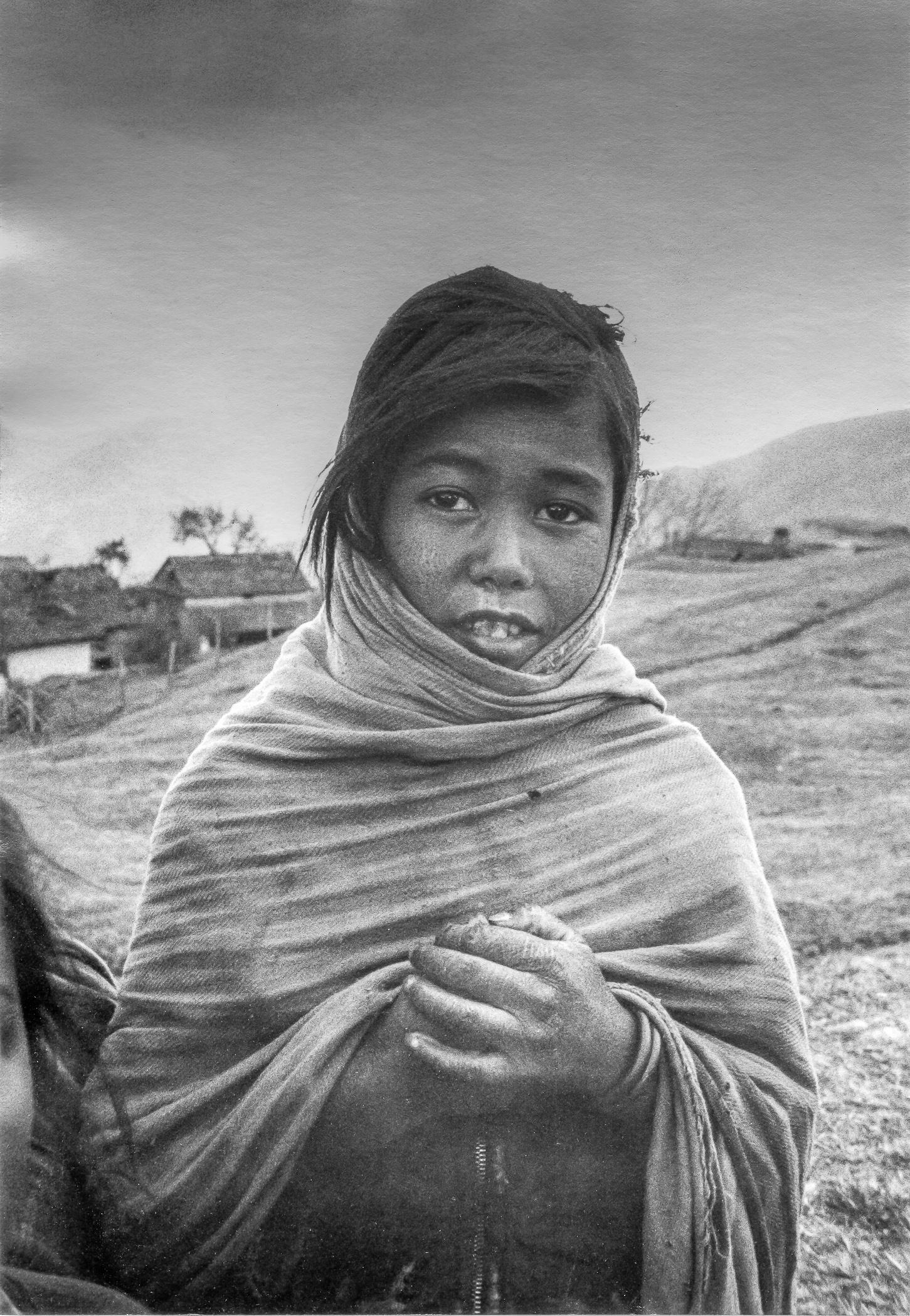 Nepalese Village Girl