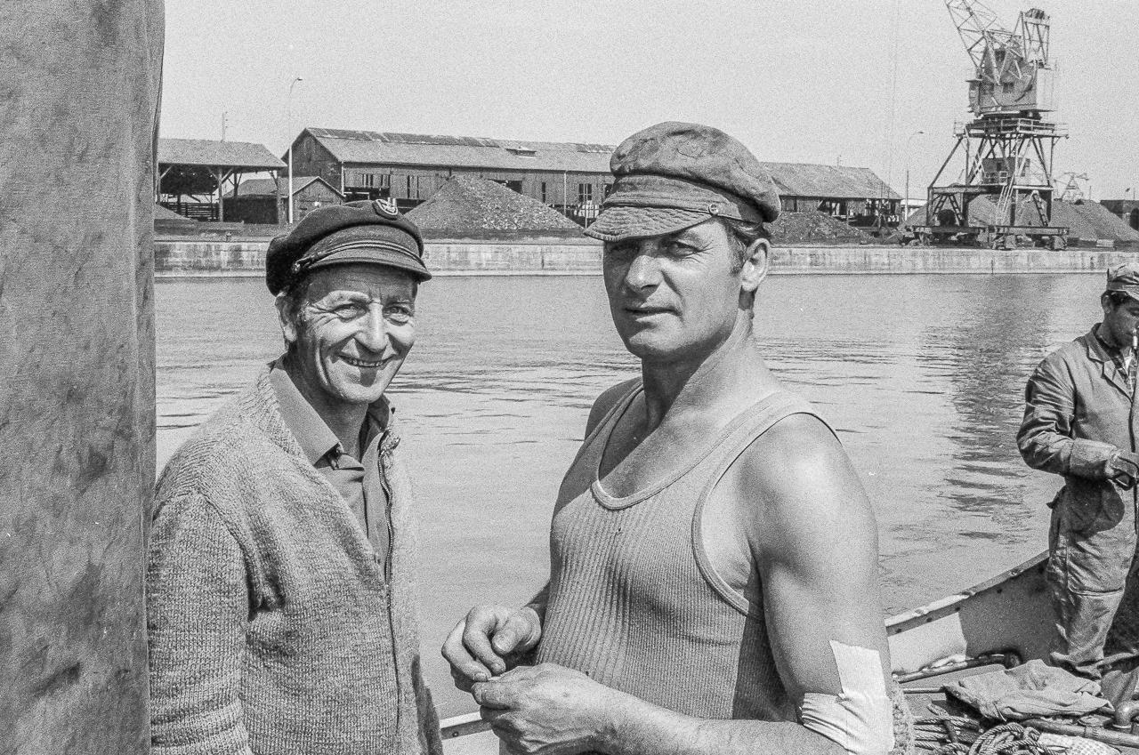 Three French Fishermen