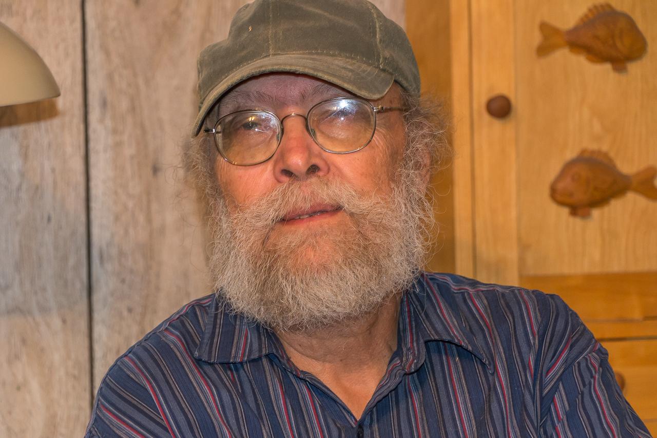 Lonnie Gramse, Master Wood Carver and Craftsman