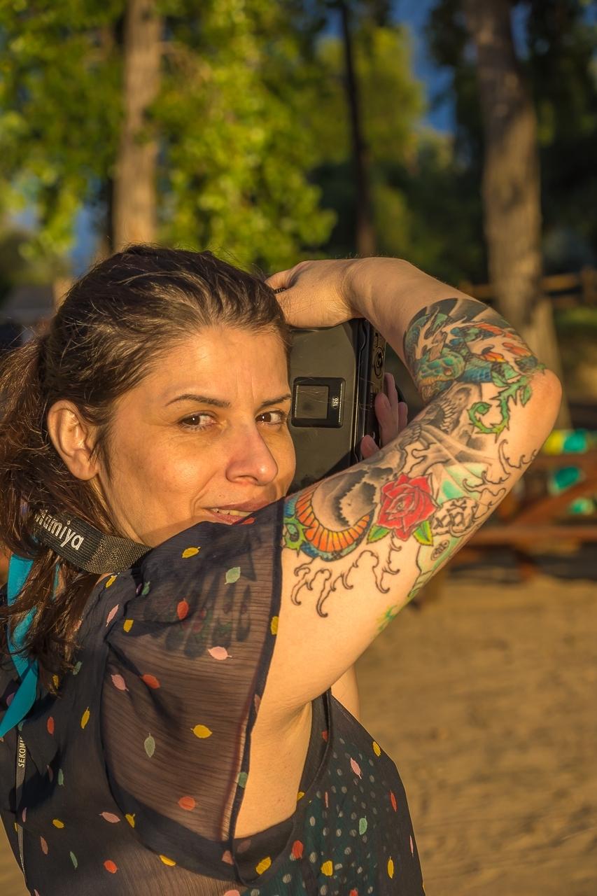 Rocio De Alba, Photographer/Artist