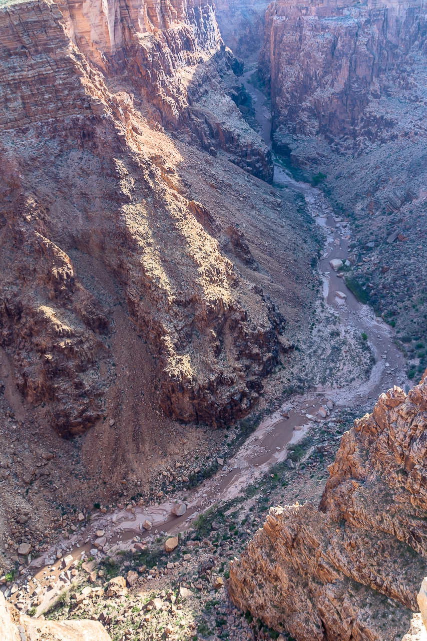 LITTLE COLORADO RIVER CANYON, MAY 2016.