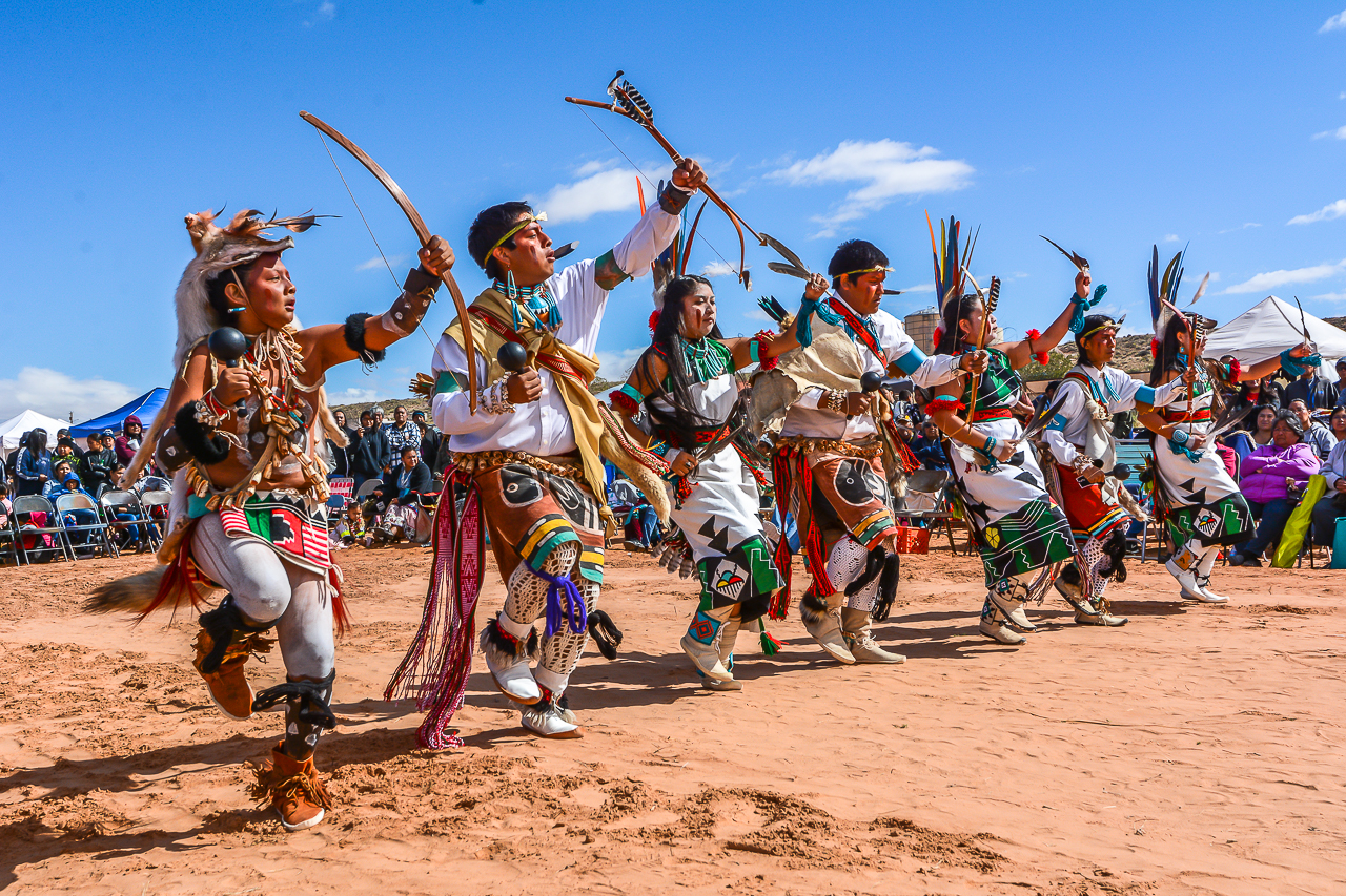 HOPI WAR DANCE (2018)