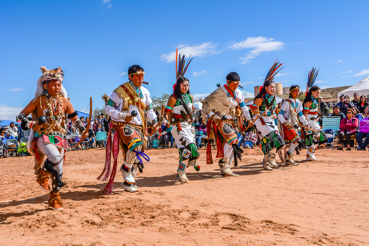 HOPI WAR DANCE 1 (2018)