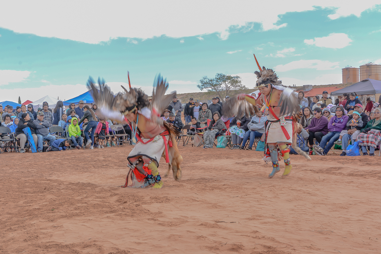 HOPI EAGLE DANCE (2018)