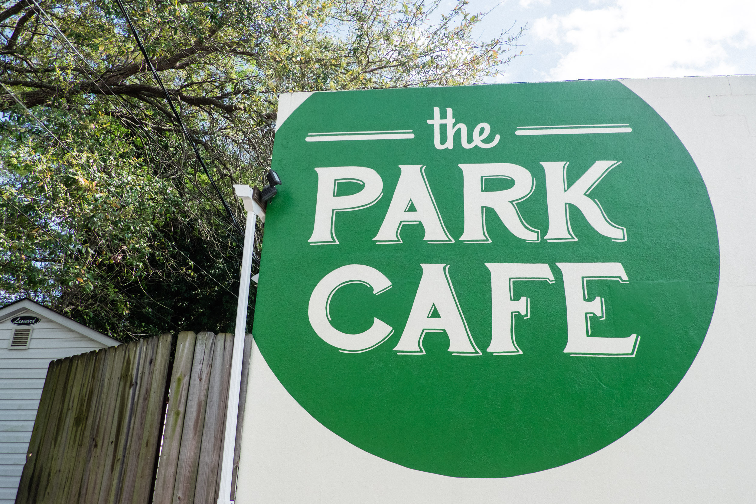 The Park Cafe Charleston