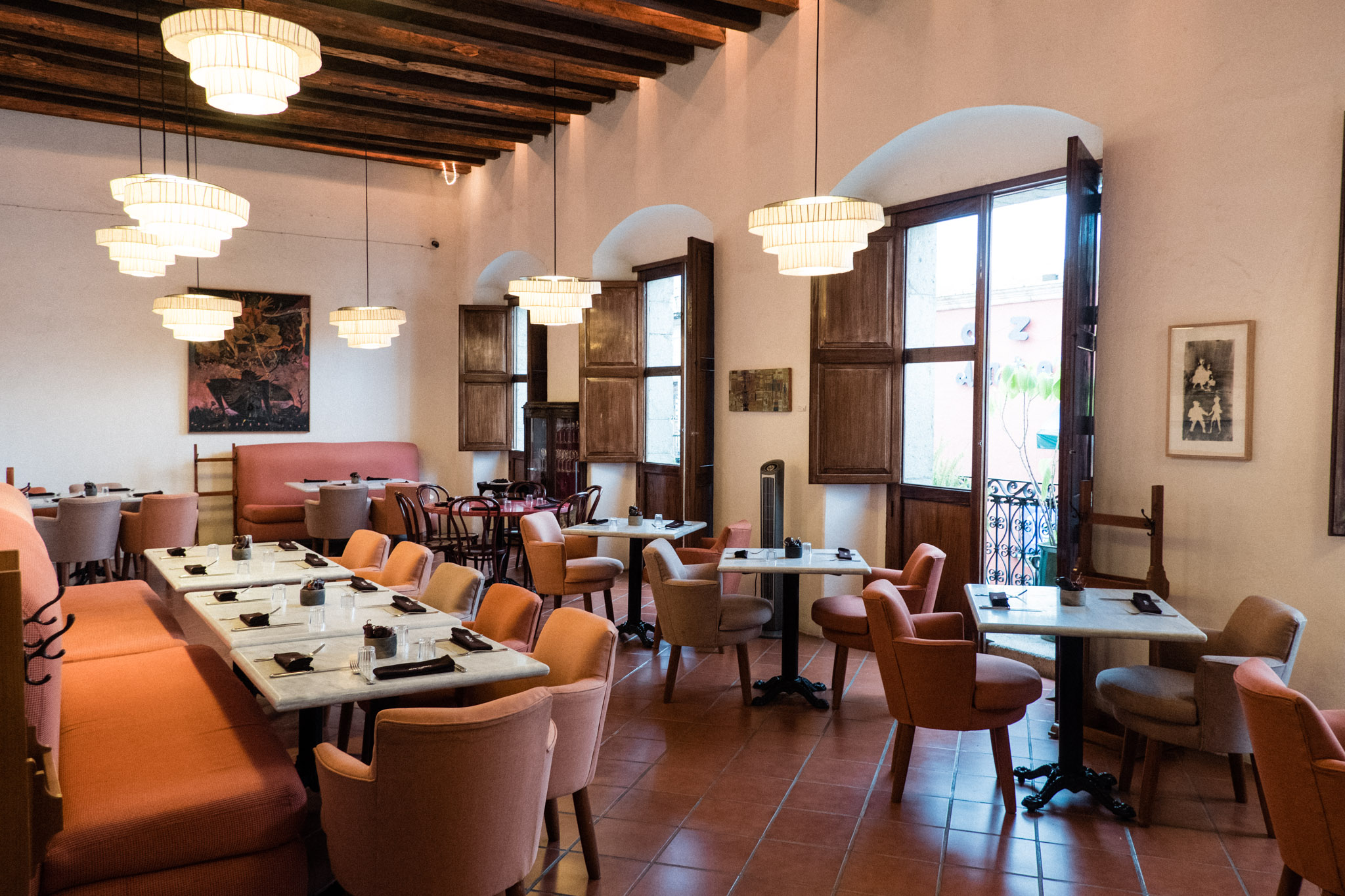 Design by architect Guillermo De la Cajiga