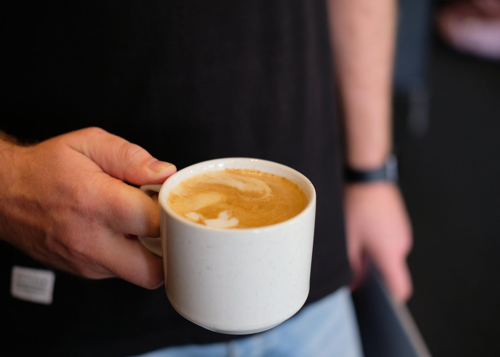 Hosting and Cafe -