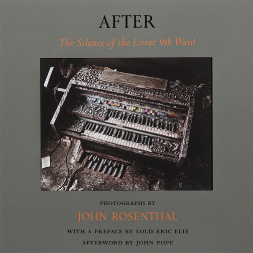 """""""After    is a stunning portrait of the Lower 9th Ward in the aftermath of Hurricane Katrina. It marks the disaster in a powerful way and reminds us of how both this neighborhood and the city of New Orleans have recovered—like a phoenix—from their destruction. John Rosenthal's keen eye captures images that are at once painful and beautiful in this unforgettable book.""""      William Ferris,  The Storied South, Blues from the Delta"""