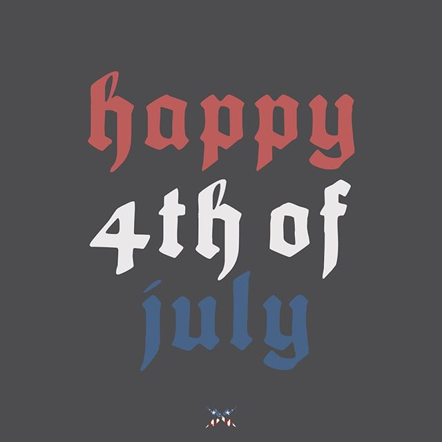 NO REFUGE YOUNG ADULTS TONIGHT! Enjoy our patriotic, bald eagle loving, chic-fil-a sauce dippin', purple mountain majesty, home... that we call U.S. of A. 🇺🇸 Happy Independence Day guys! ⚡️