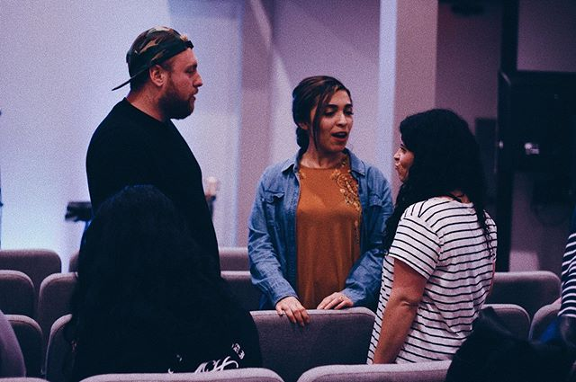 ⚡️I T ' S⚡️T H U R S D A Y⚡️ Which means REFUGE YOUNG ADULTS is gathering at 7PM tonight! Trust us... WE'RE STOKED. (Show up early at 640 if you want to pray with us too!) ⚡️