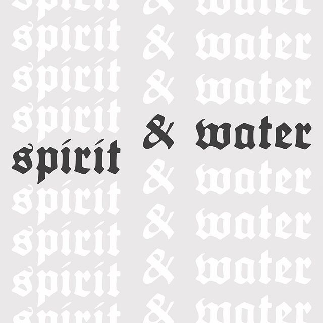 IF YOU MISSED OUT.... you definitely missed out. No worries though! Last week's message on SPIRIT & WATER is up on the PODCAST! ⚡️c h e c k  i t  o u t⚡️