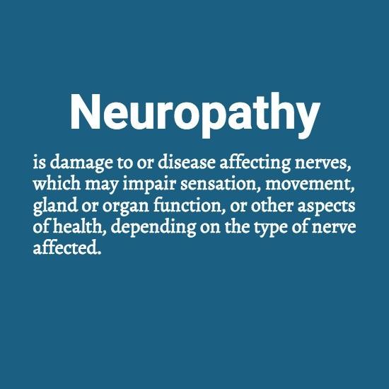 Neuropathy — Center for Pain & Rehabilitation Medicine