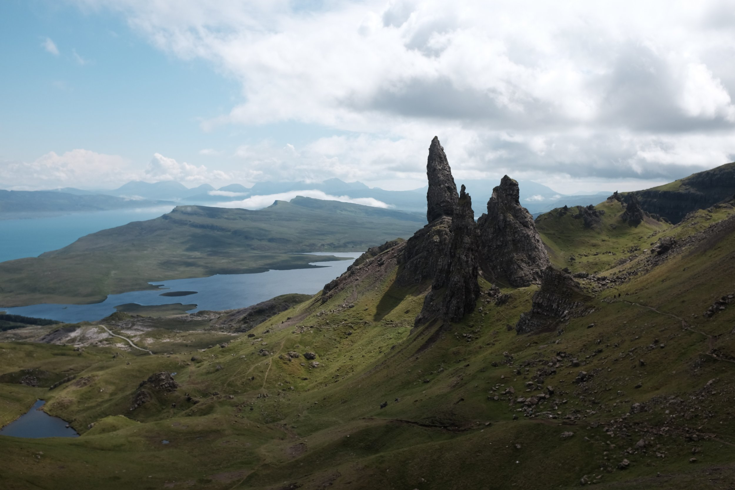 Scotland - The Beautiful & The Brave