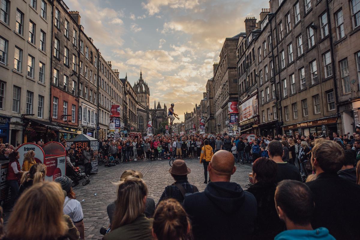 Edinburgh Fringe -