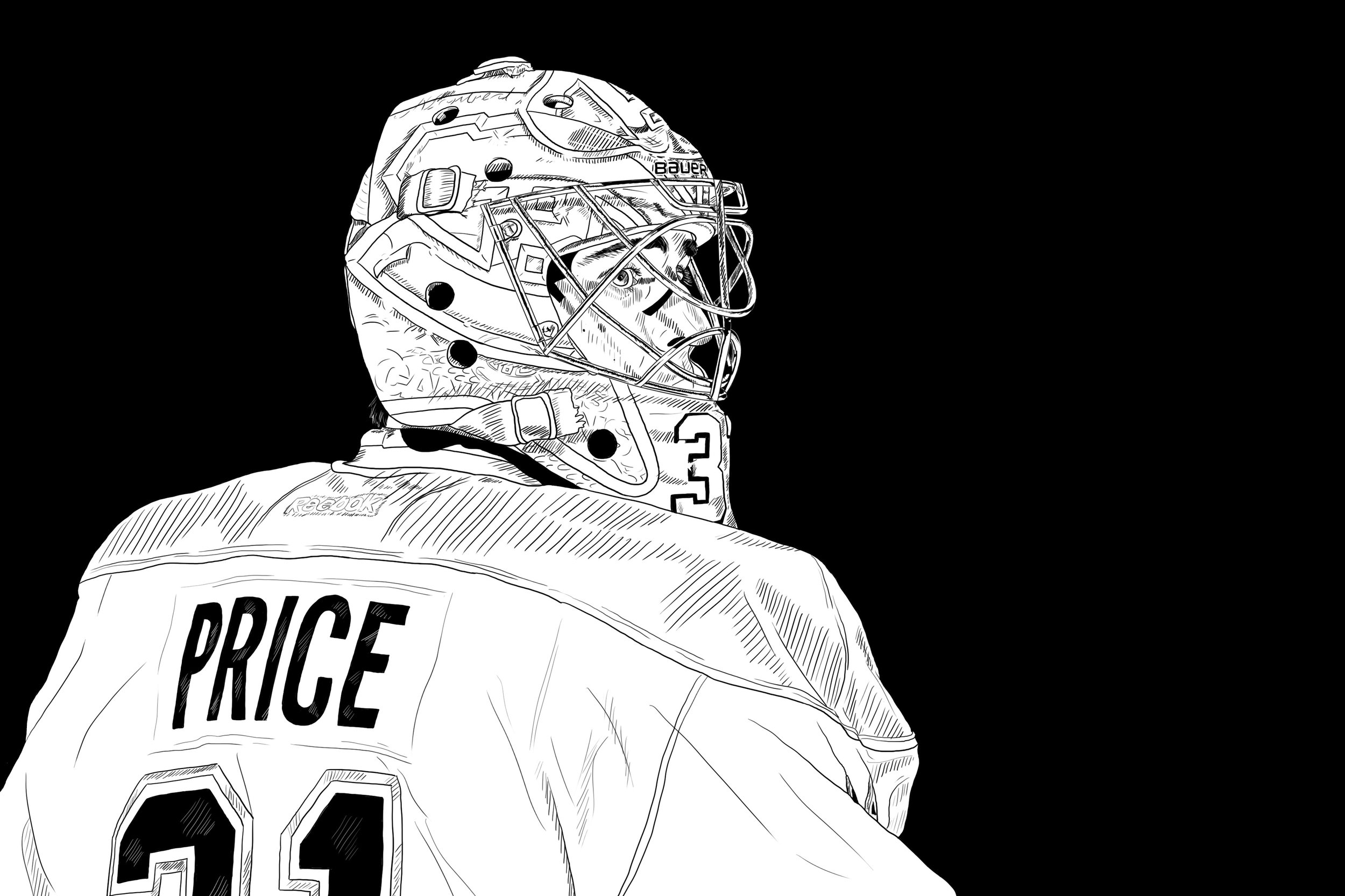 Carey Price No.31