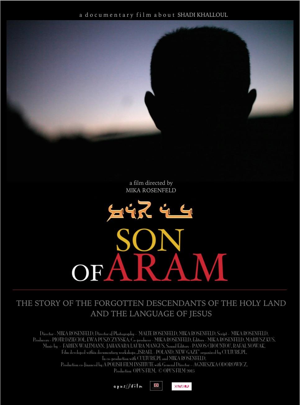 Son of Aram: Poster