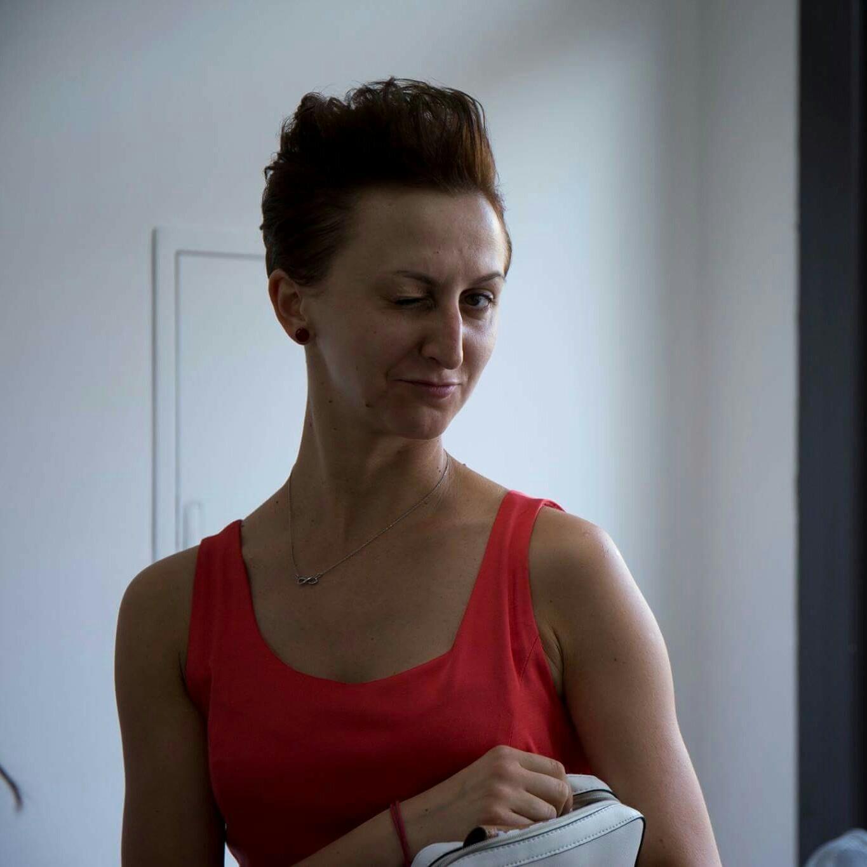 Alishia Złoch - dancer Mother