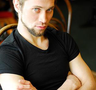 Artem Manuilov - dancer, actor Older Brother