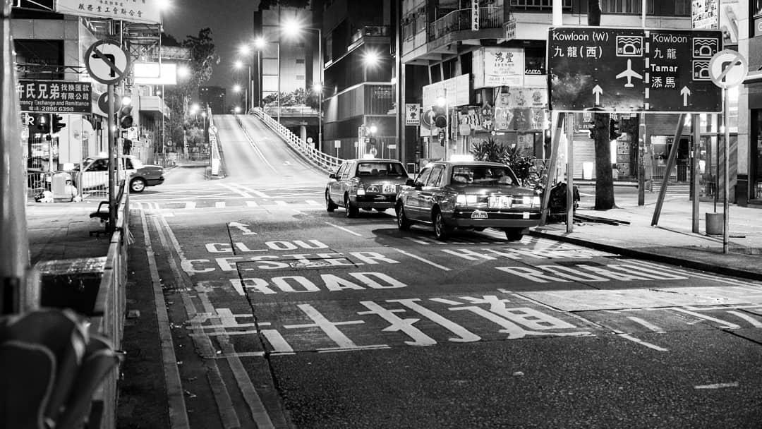 Wan Chai - photo by Kyle Strauss
