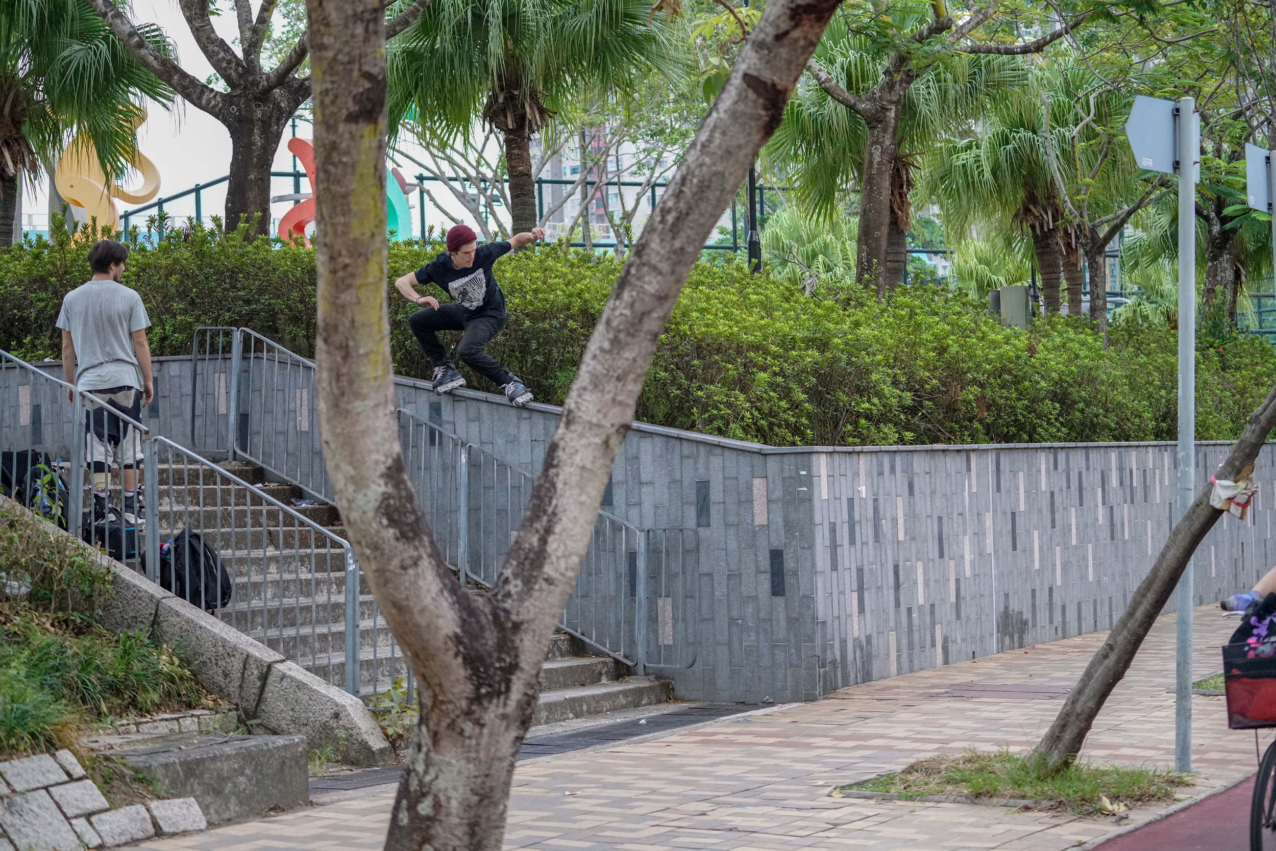 BS Royale to shifty out - photo by Kyle Strauss