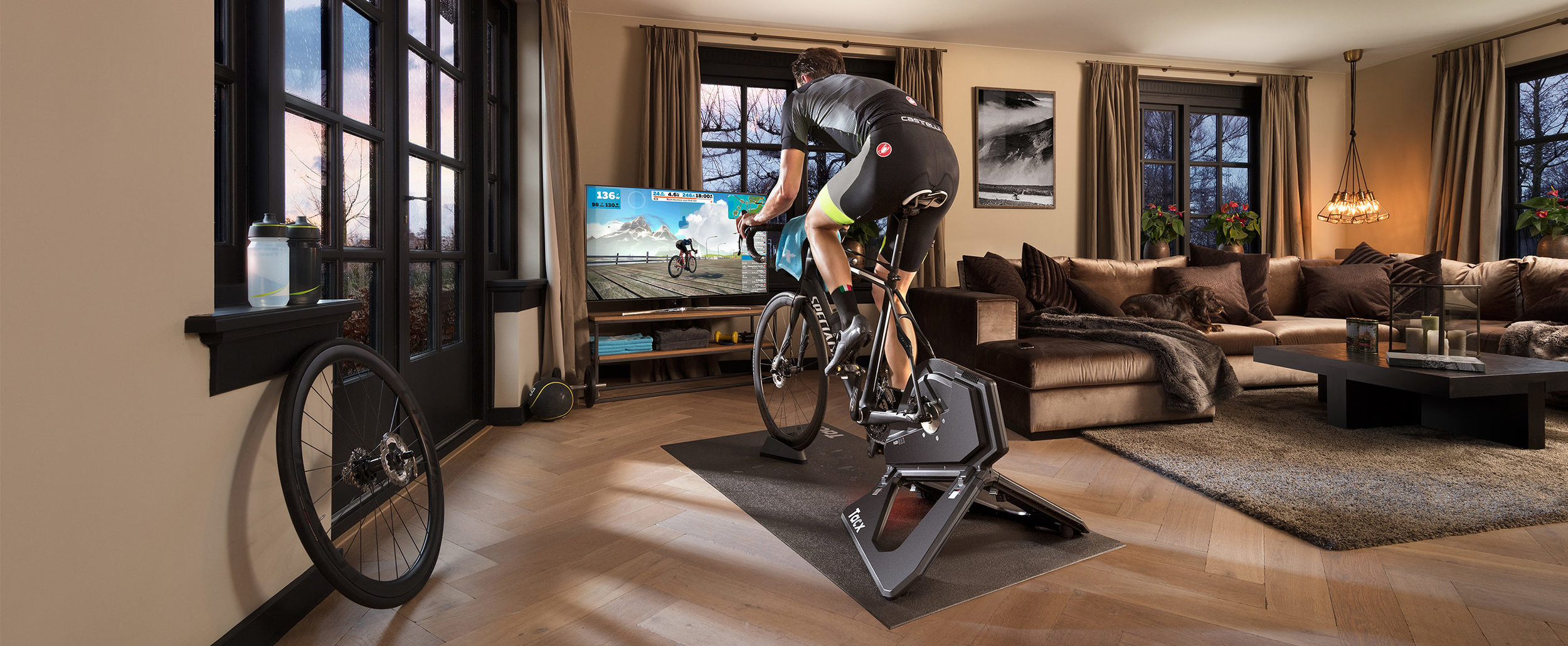 Guide to indoor cycling -