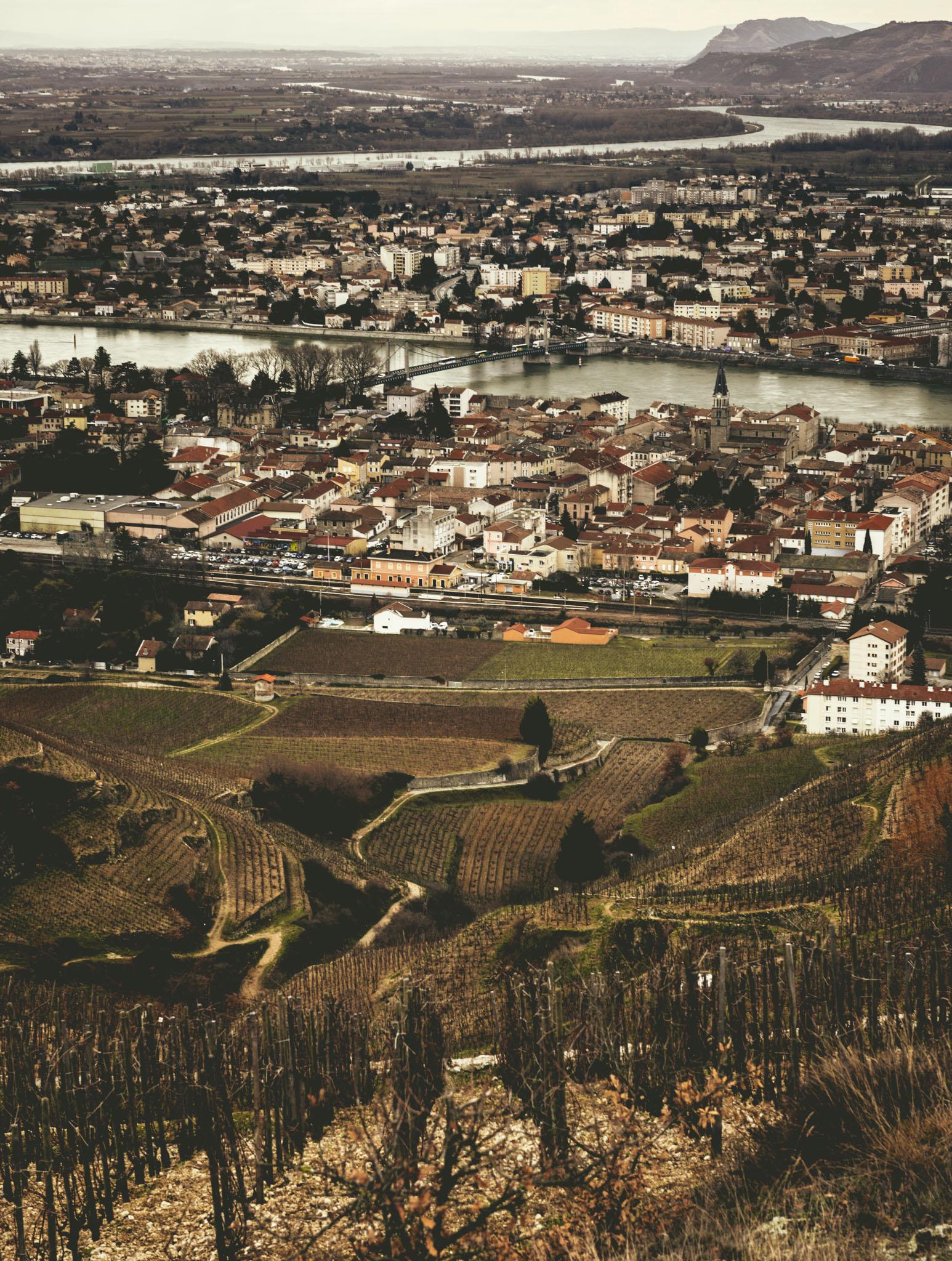 France : Northern Rhone : Hermitage