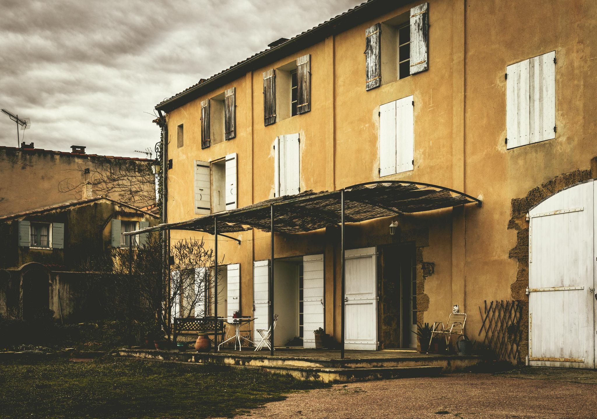France : Provence : Domaine Les Bastides in Coteaux-d'Aix-en-Provence