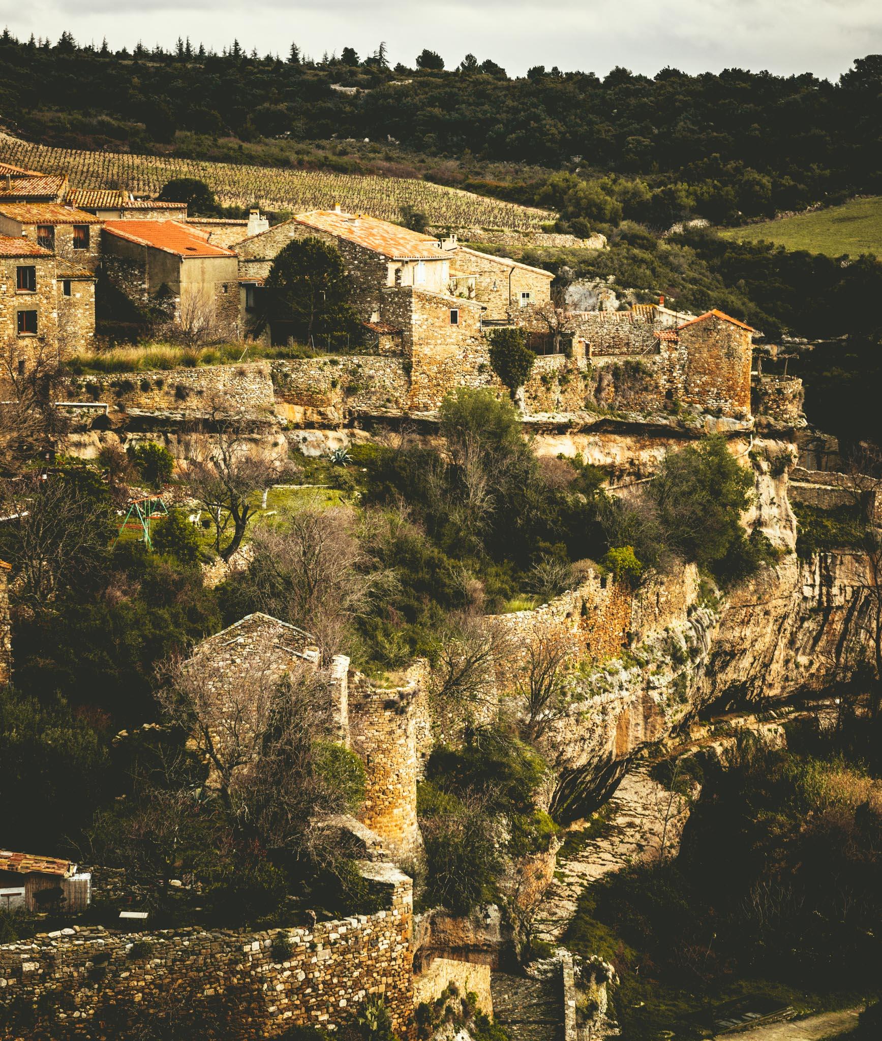France : Languedoc : Minerve