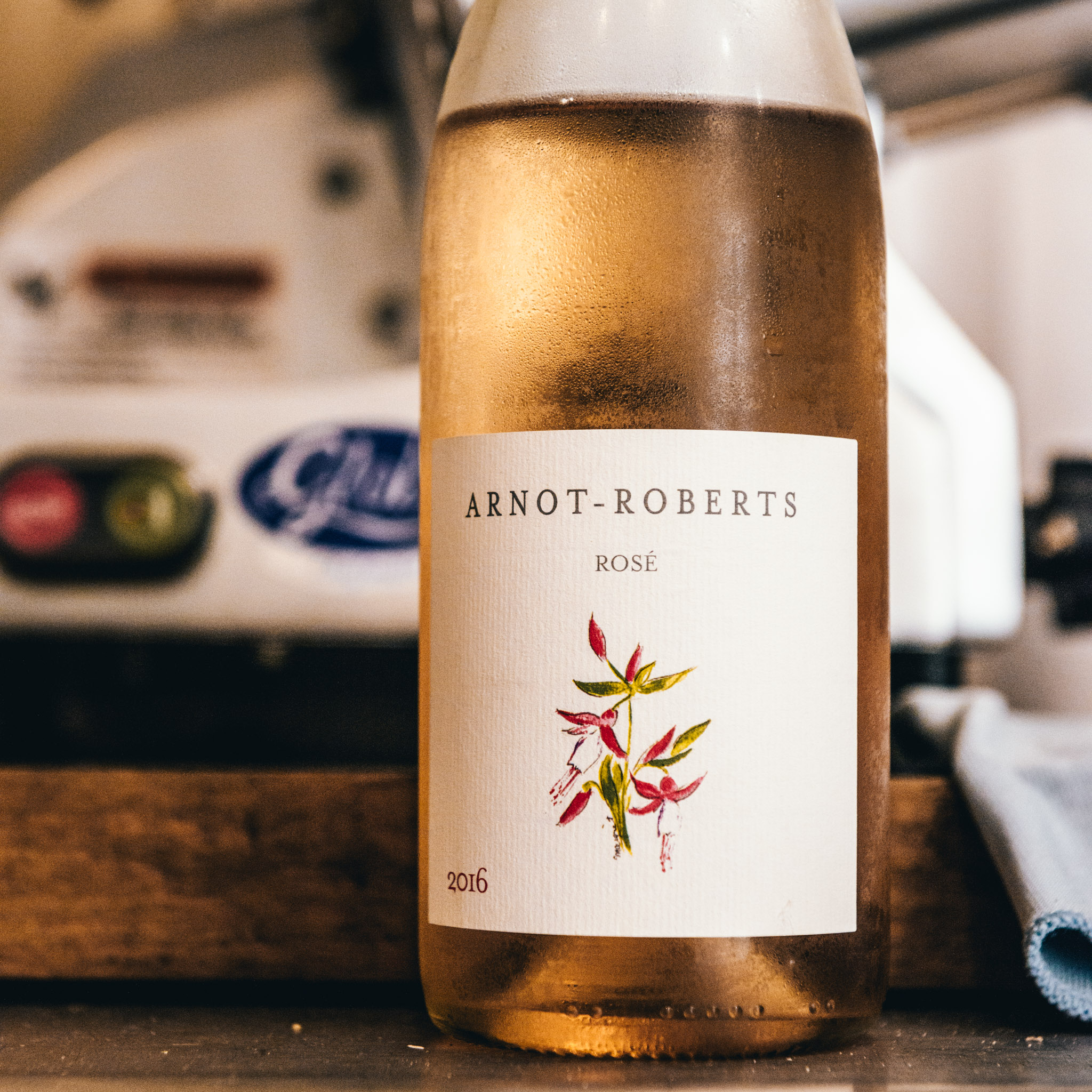 California : Sonoma : Tasting with Arnot-Roberts in Healdsburg