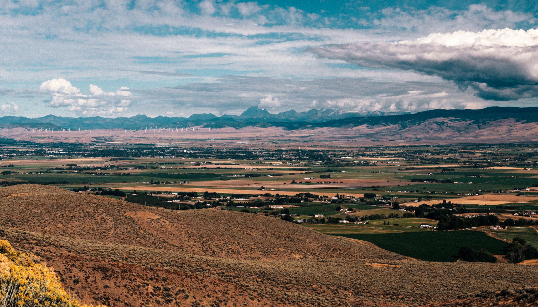 United States : Washington : Cascade Range