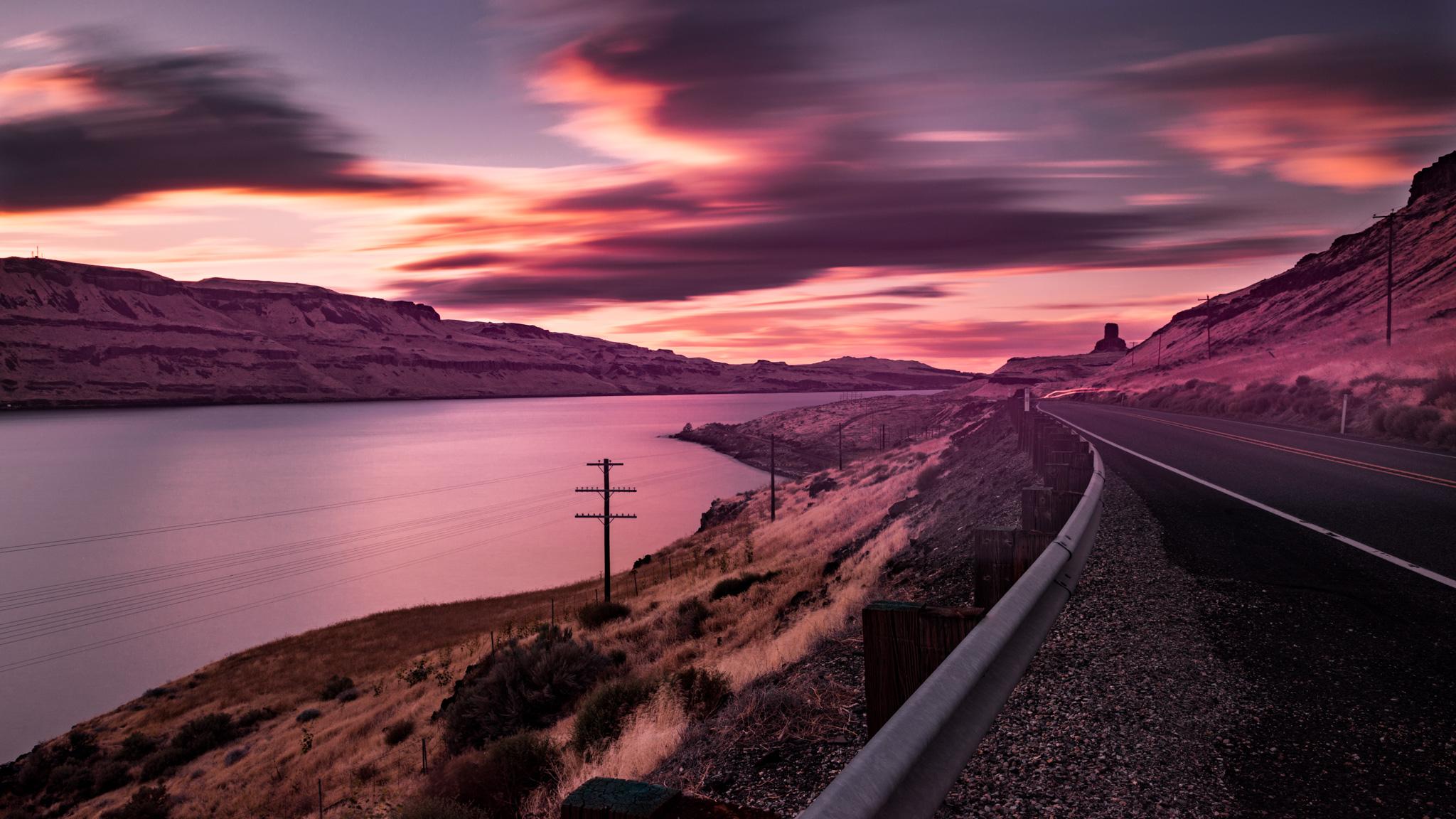 United States : Washington : Columbia River Gorge