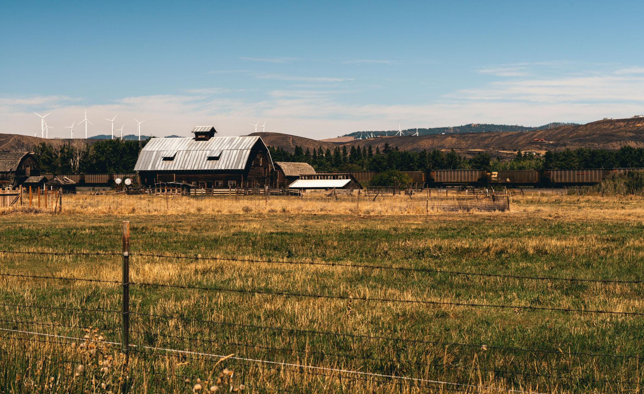 United States : Washington : Columbia Valley