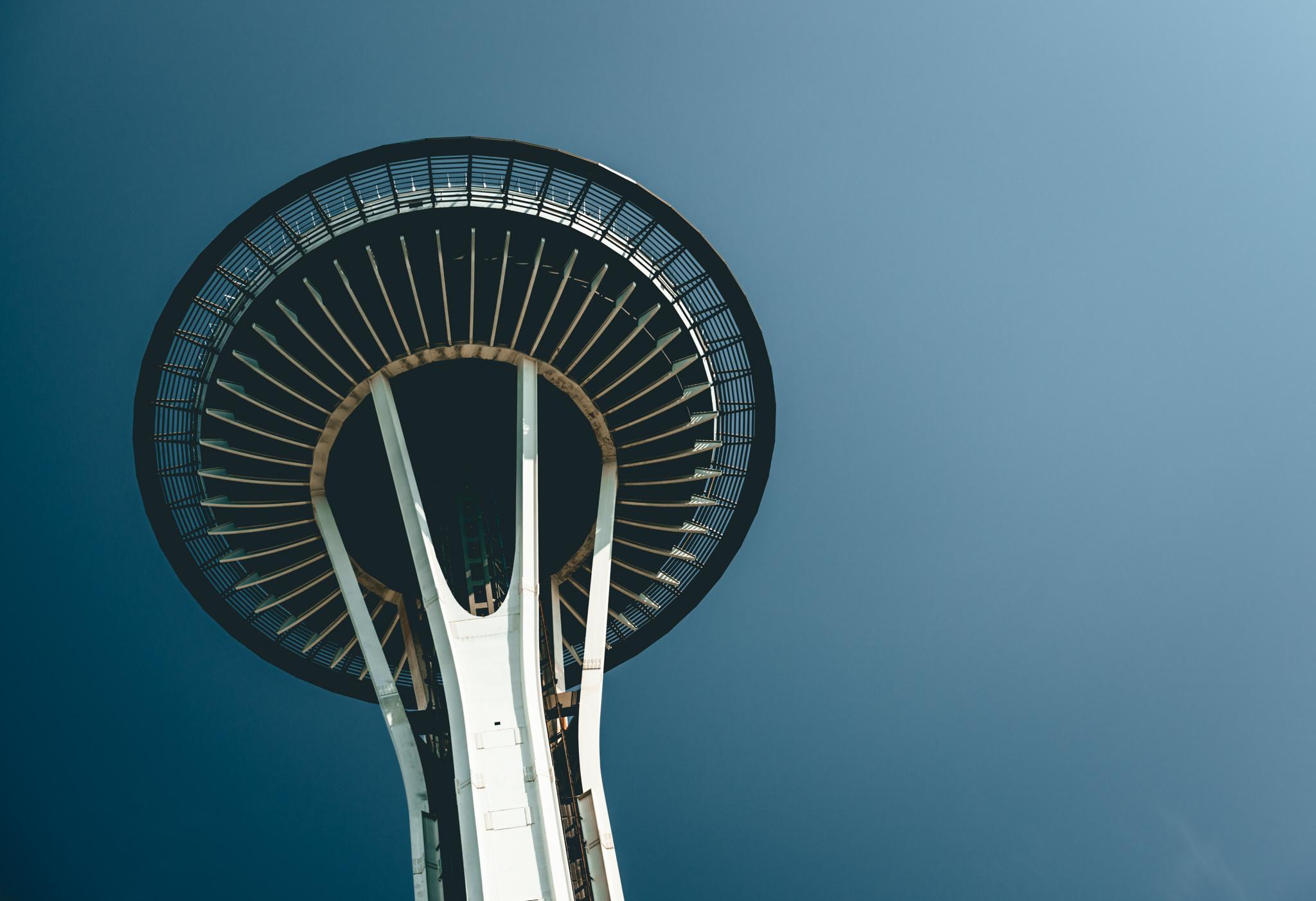 United States : Washington : Seattle : Space Needle