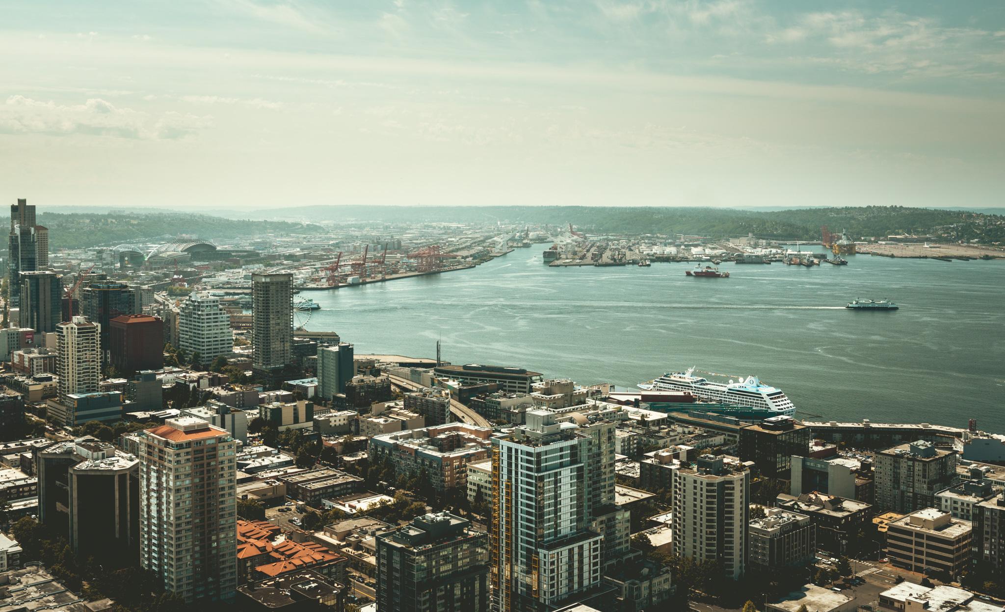 United States : Washington : Seattle