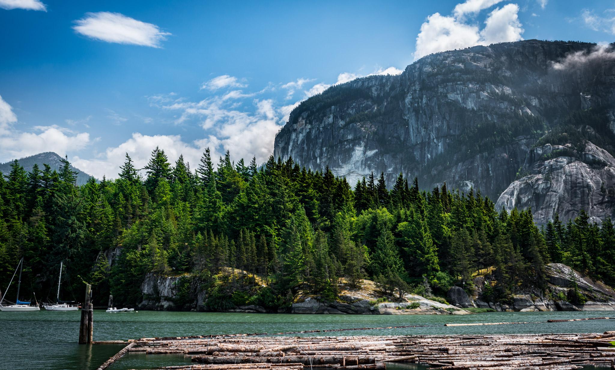 Canada : British Columbia :Squamish