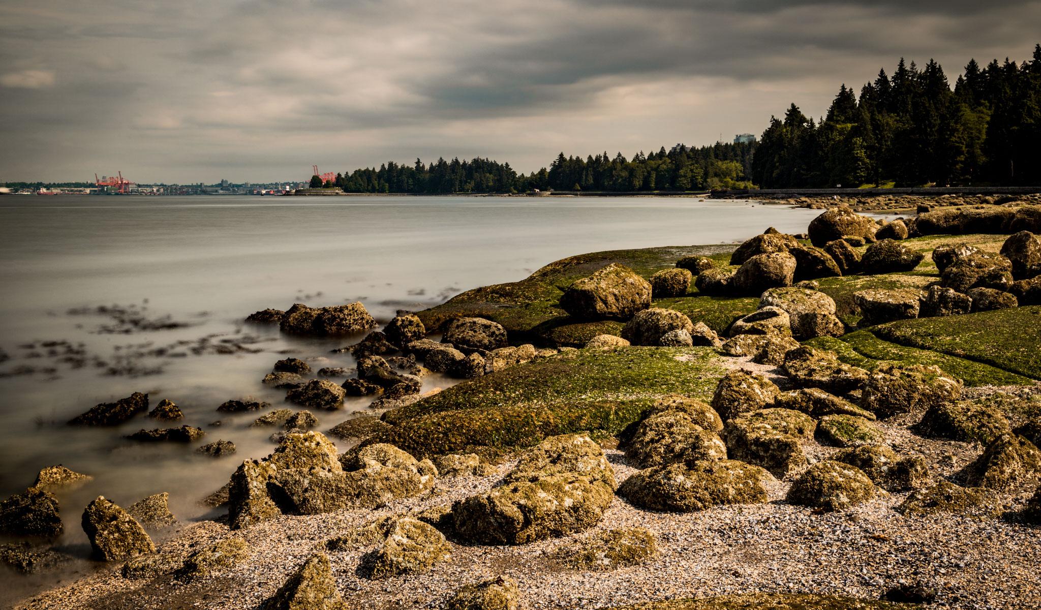 Canada : British Columbia :Vancouver : Stanley Park