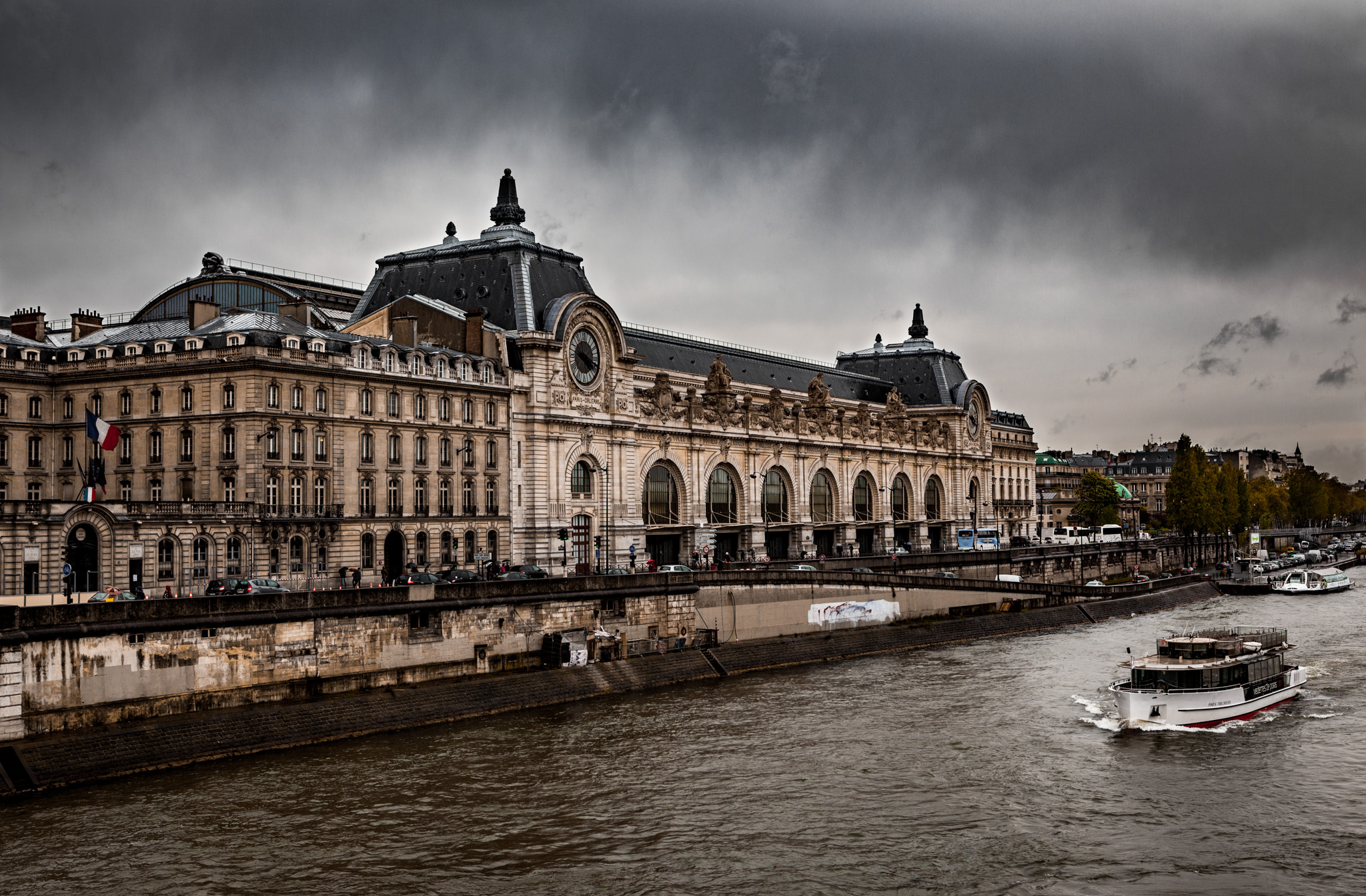 France : Paris : Musee d'Orsay