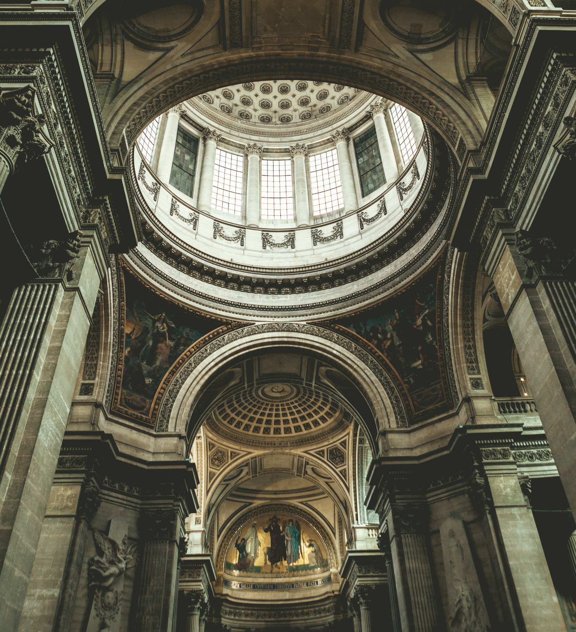 France : Paris : Pantheon
