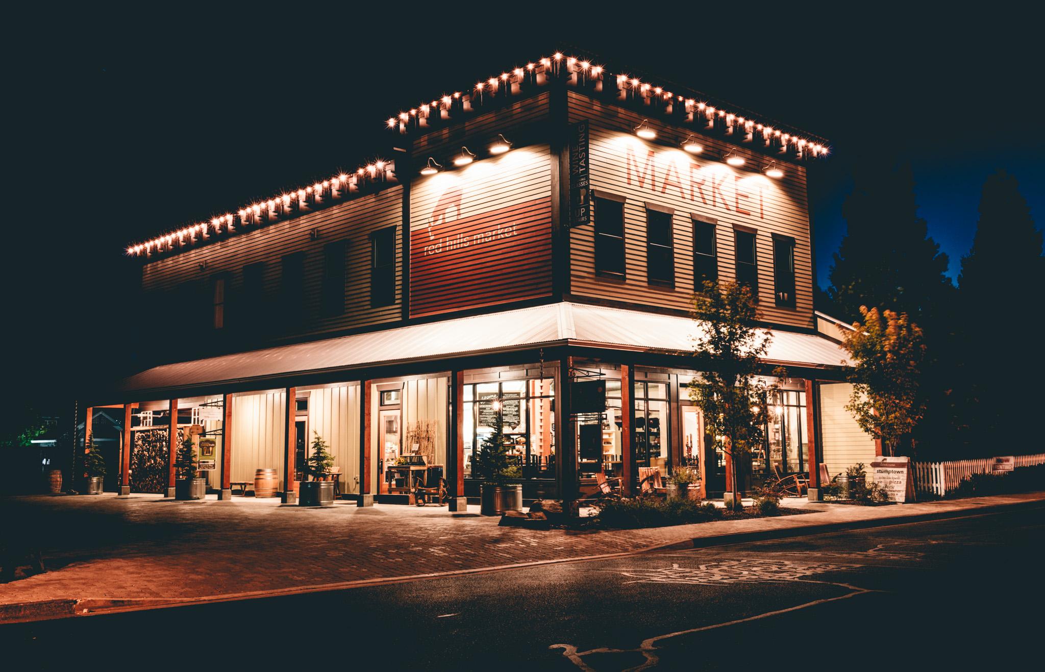US : Oregon : Red Hills Market