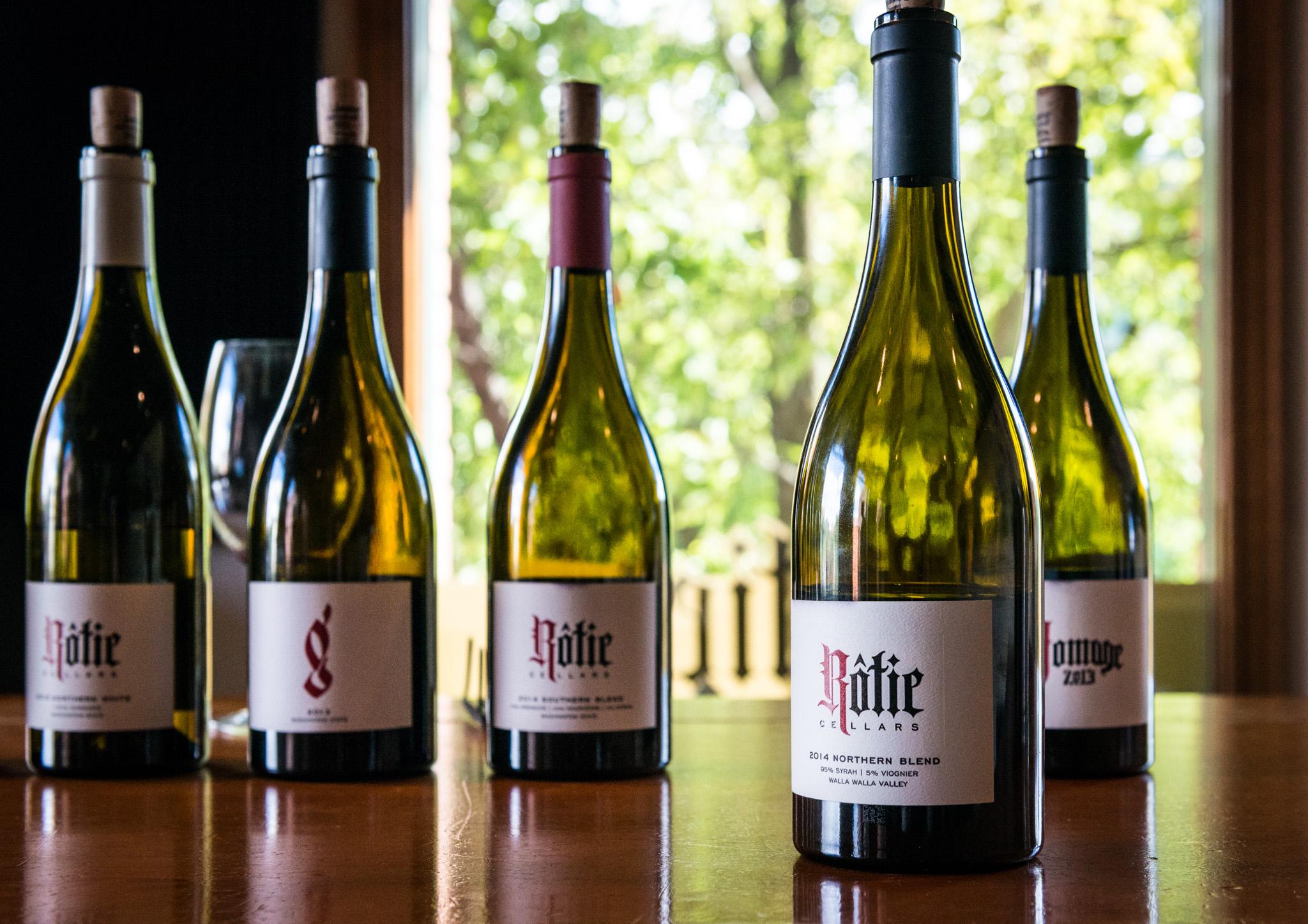 US : Washington : Rotie Cellars' Rhone-inspired wines