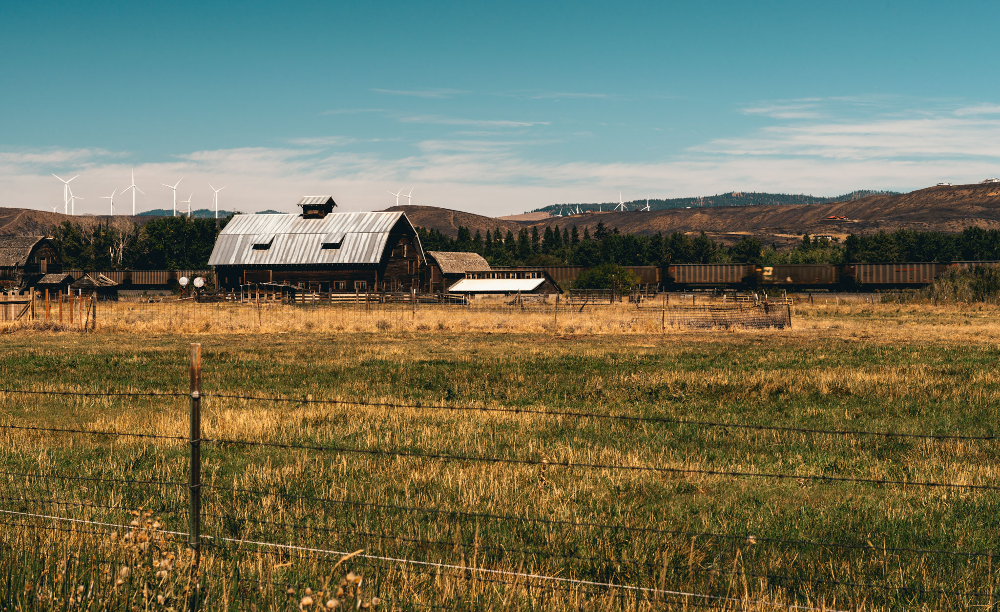 US : Washington : Columbia Valley