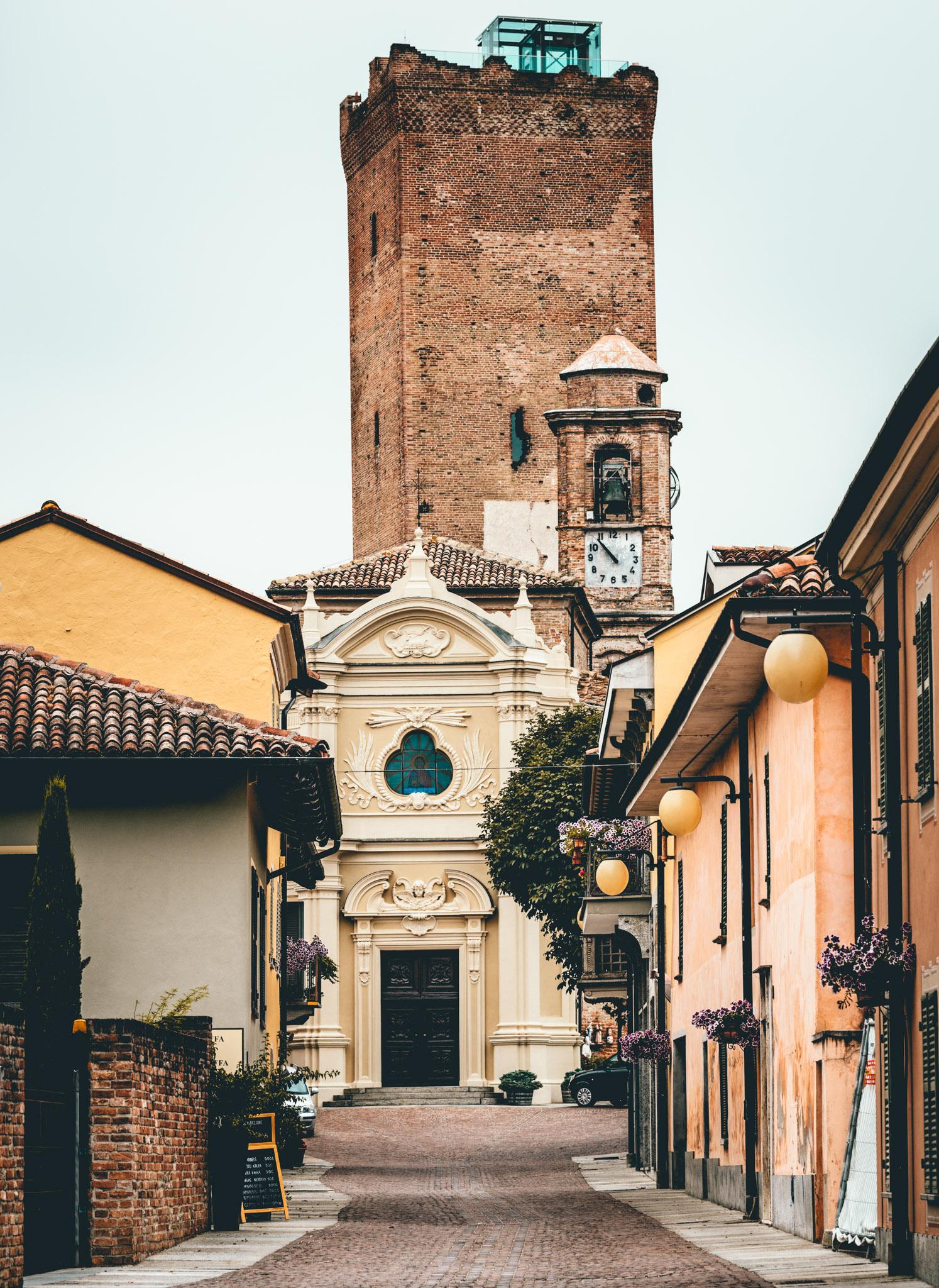 Italy : Piedmont : Barbaresco
