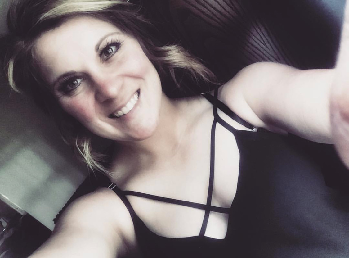 Britney Zondlak, aka Ms. Fit Farmer!