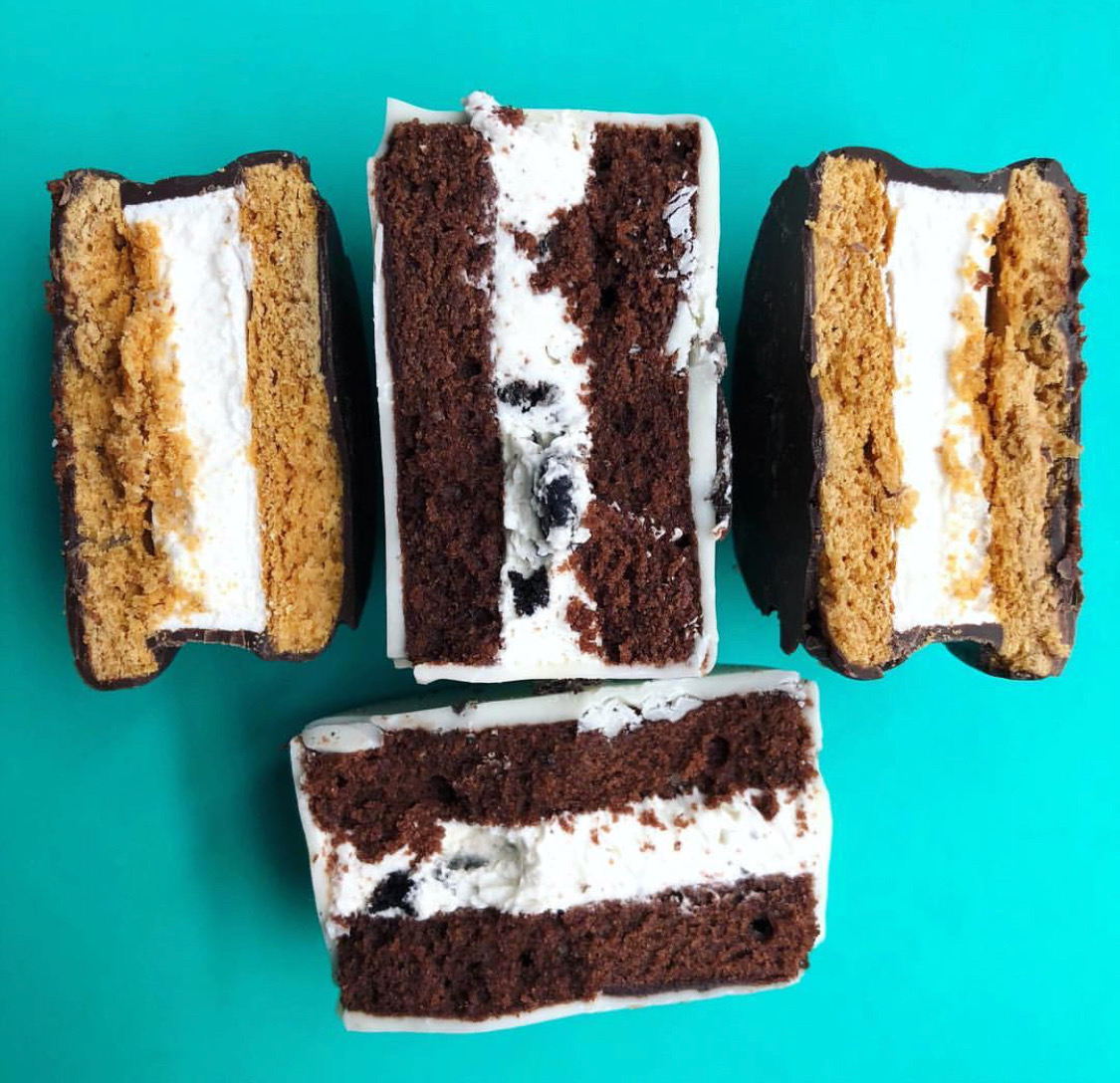 A selection Ring Dings via @ringdingbar